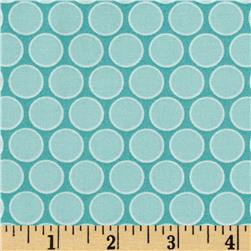Sweet Harmony Dot Aqua