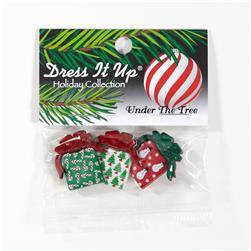 Dress It Up Embellishment Under The Tree