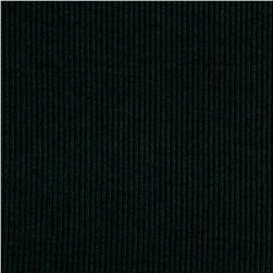 2x1 Rayon Rib Knit Hunter Green
