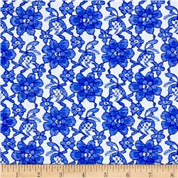 Raschelle Lace Royal
