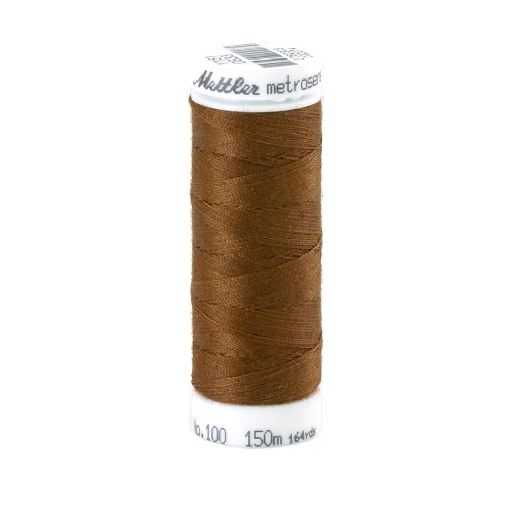 Mettler Metrosene Polyester All Purpose Thread Redwood