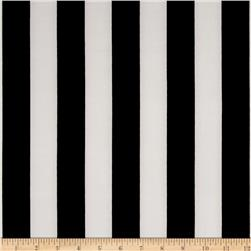 Scuba Stripe Ivory Black
