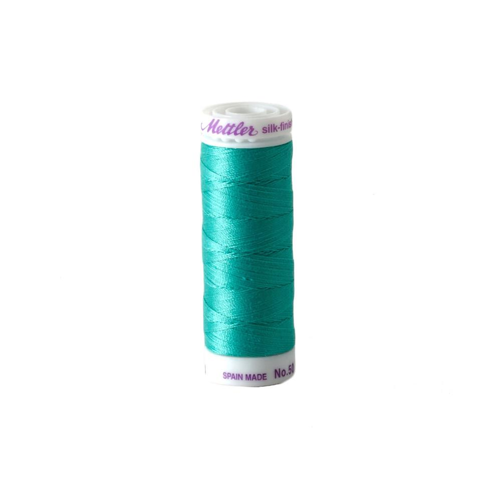 Mettler Cotton All Purpose Thread Deep Aqua