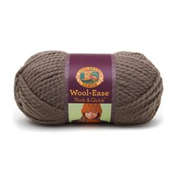 Lion Brand Wool-Ease Thick & Quick Yarn (122)
