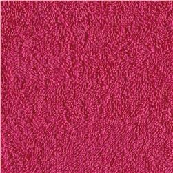 Shannon Terry Cloth Cuddle Fuchsia