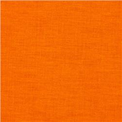 Designer Essentials Solid Broadcloth Carrot Fabric