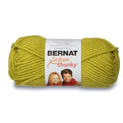Bernat Softee Chunky Yarn (28223) Grass