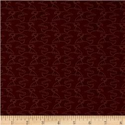 Quilts of Valor Eagle Red