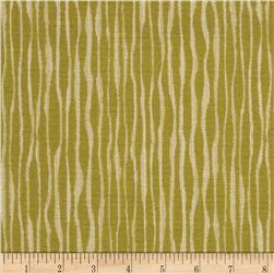 Robert Allen @ Home Akana Stripe Woven Jacquard Lemongrass
