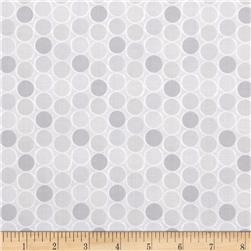 Classical Elements Dots Grey