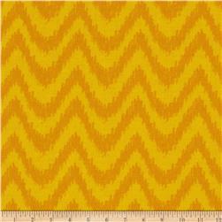 Happy Jungle Zig Zag Chevron Orange