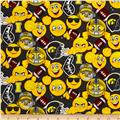Collegiate Cotton University of Iowa Emojis