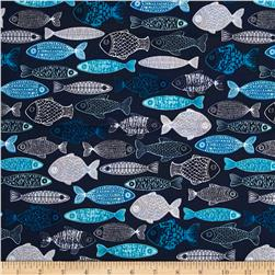 Cloud 9 Organic First Light Shoal Navy
