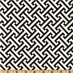 Waverly Cross Section Licorice Fabric