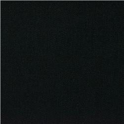 Telio Bamboo Viscose Twill Black