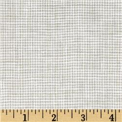 Umbria Linen Taupe Check