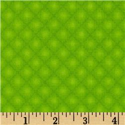Simply Sweet Quilted Blender Light Green
