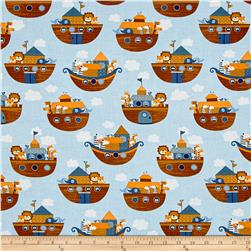 Noah's Story Noah's Boat Light Blue