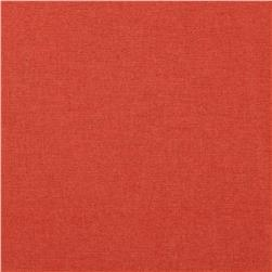 Birch Organic Flannel Solids Coral