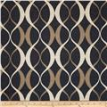 Richloom Indoor/Outdoor Duo Jacquard Indigo
