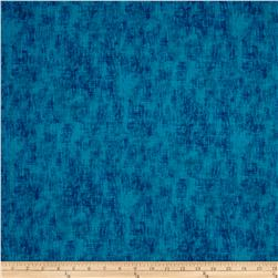 Timeless Treasures Studio Texture Turquoise