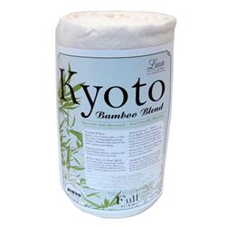 Kyoto Bamboo Blend Batting (81'' x 96'') Full