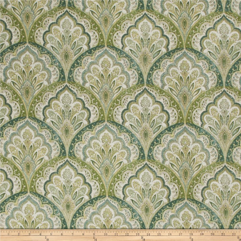 Fabricut Melamine Basketweave Spearmint