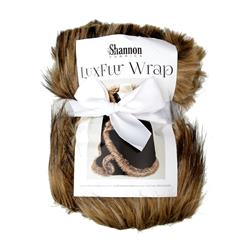 Luxe Faux Fur Wrap Kit Black