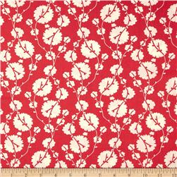 Amy Butler True Colors Cotton Blossom Poppy Fabric