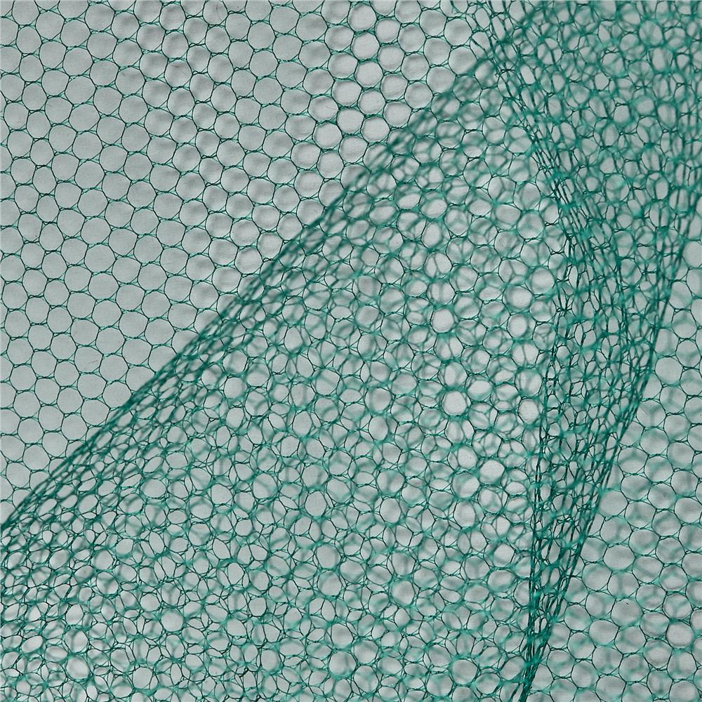 Nylon Netting Jade Fabric By The Yard
