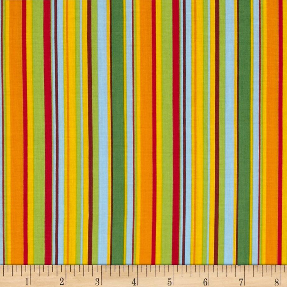 Jungle Club Jungle Stripe Multi