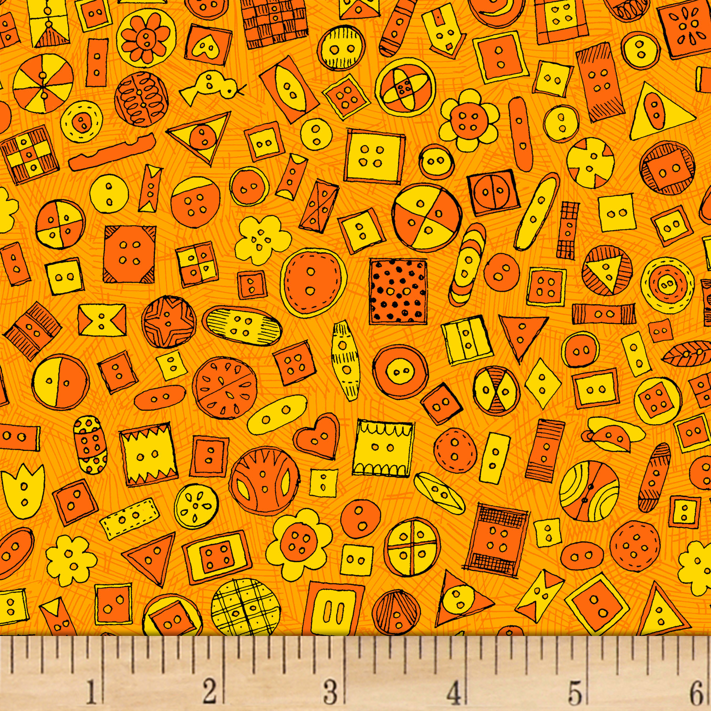 INOpets.com Anything for Pets Parents & Their Pets Sewing 101 Button Up Orange Fabric