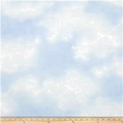 Michael Miller Clouds Blue