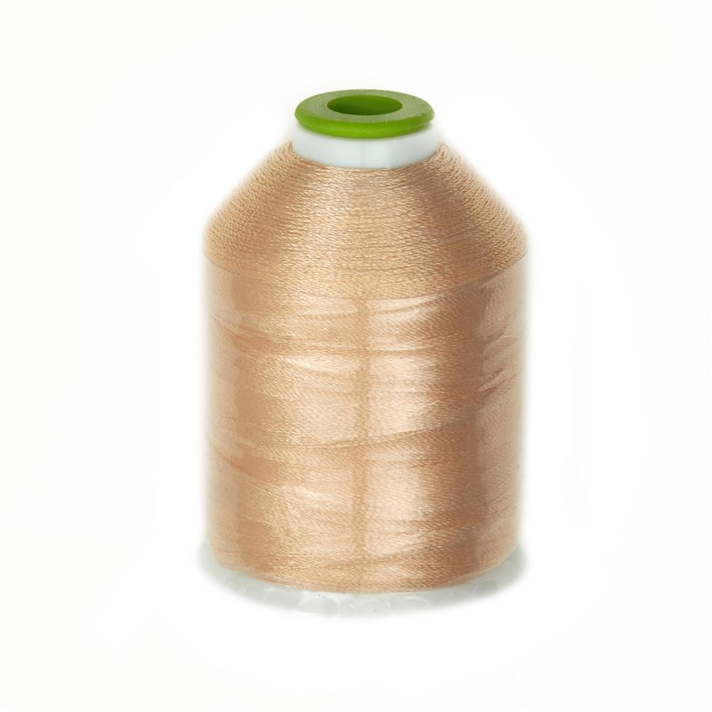Coats & Clark Trilobal Embroidery Thread 1100 Yds. Pale Apricot