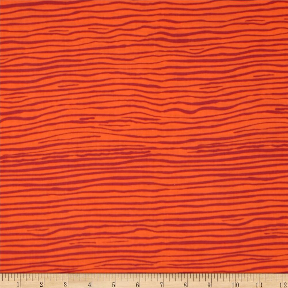 Kaffe Fassett Creased Orange