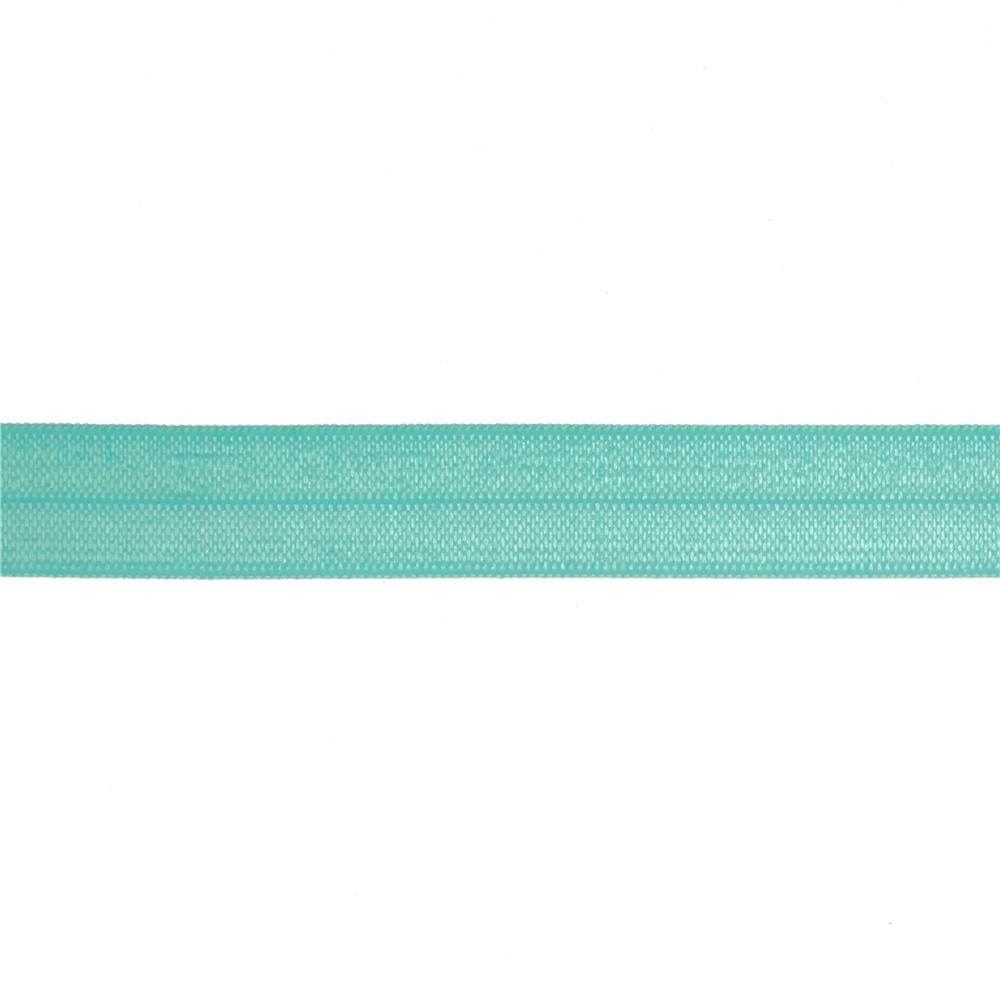 "Riley Blake 5/8"" Stretch Elastic Aqua"