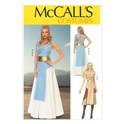 McCall's Misses' Tops, Skirts and Belt Pattern M6941 Size AX5