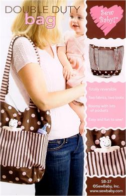 SewBaby! Double Duty Bag Pattern