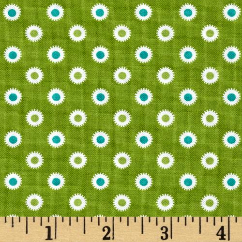 Hazel Dot Green