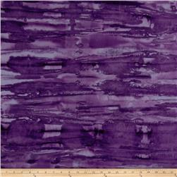 Indian Batik Horizontal Blender Violet