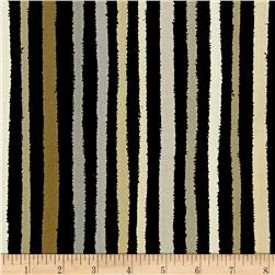 Shadows Paintbox Stripe Black