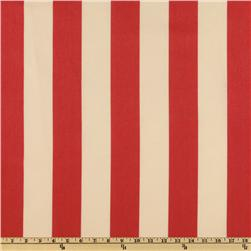 Richloom Solarium Outdoor Laguna Stripe Cherry
