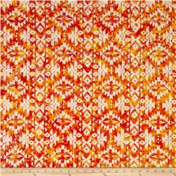 Indian Batik Sierra Nevada Southwest  Cream