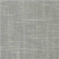 Harper Home Sunrise Linen Blend Silver