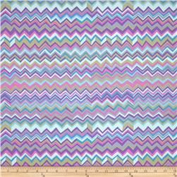 Kaffe Fassett Collective Zig Zag Grey
