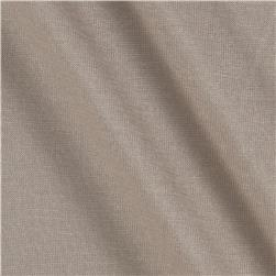 Rayon Cotton Jersey Knit Dark Sand