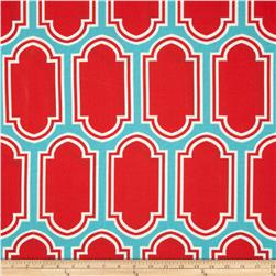 Premier Prints Indoor/Outdoor Fargo Calypso Fabric