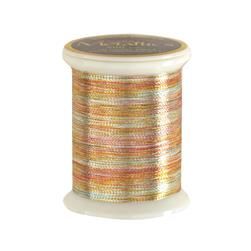 Superior Metallic Thread 500yds Variegated Gold