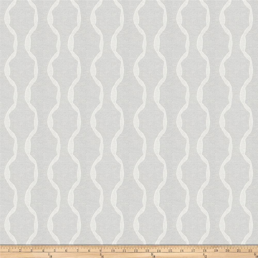 Fabricut Esteemed Faux Silk Grey