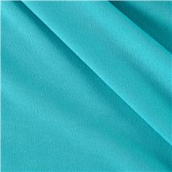 Stretch ITY Knit Solid Turquoise